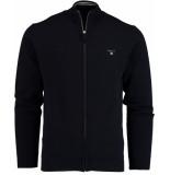 Gant Fine lambswool zip cardi 86214/410