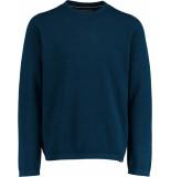 Basefield Pullover 219014856/602 blauw