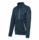 Falcon Man jacket woody woody-n094 blauw