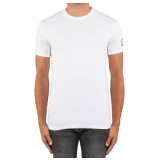 Dsquared2 Round neck t-hirt wit
