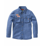 Oilily Boss blouse- blauw