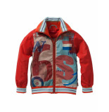 Oilily Cabin coat- rood