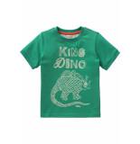 Oilily Jersey shirt tomaz voor jongens groen-