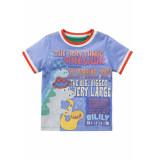 Oilily Jersey shirt tomaz voor jongens lichtblauw-