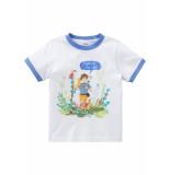 Oilily Jersey shirt tomaz voor jongens wit-