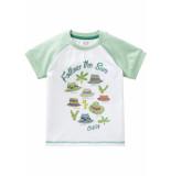 Oilily Jersey shirt tylo voor jongens wit-