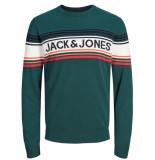 Jack & Jones Pullover 12162659 jorpeak groen