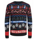 Jack & Jones Pullover 12163066 jorjolly bruin