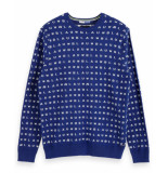 Scotch & Soda Pullover 153634 wit