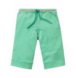 Oilily Sweat shorts halbert voor jongens groen- licht blauw