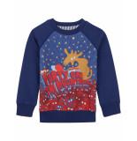 Oilily Sweater hobbe- blauw