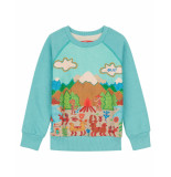 Oilily Sweater hobbe- turquoise