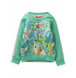 Oilily Sweater hobbe voor jongens groen-