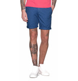 Victim Short blauw