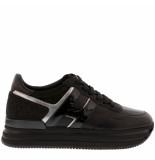 Hogan Sneakers hxw4830 zwart