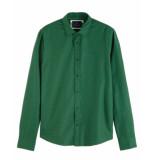 Scotch & Soda Overhemd 152154 groen