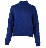 Another Label Pullover b48-519163 vivienne blauw