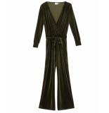Another Label Jumpsuit a86-619351 groen