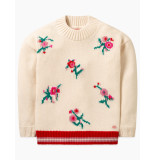 Oilily Kaustria pullover- wit