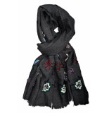 Giordano 929057 shawls 100% wol