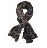 Profuomo Ppqs30011b shawls 70% wol / 30% nylon