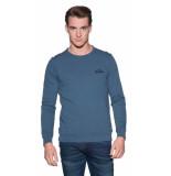 Scotch & Soda Sweater blauw