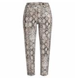 Cambio 9128 0094 05 parla zip 5191 jeans beige