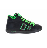 HIP H1522 sneakers fluor groen blauw