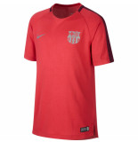 Nike Fcb youth nk dry sqd top ss gx cl 921186-691 rood