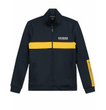Nik & Nik Vest kody track jacket blauw