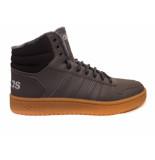 Adidas Sneakers hoops 2.0 mid grijs