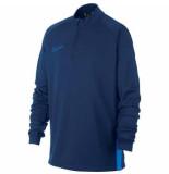 Nike Dry-fit academy boys s ao0738-407 blauw