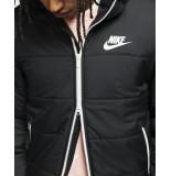 Nike M nsw syn fill jkt hd fz bv4683-010 zwart