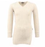 Reinders Twin set sweater wit