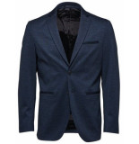 Selected Homme One circle blauw