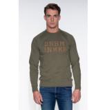 Denham Sweater groen