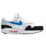 Nike Air max 1 ah81-112 / blauw / zwart wit