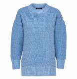 Selected Femme bailey knit blauw