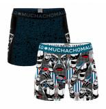 Muchachomalo Men 2-pack shorts prostethics