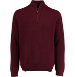 Basefield Troyer pullover 219014858/407 bordeaux