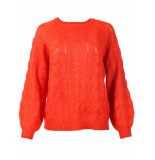 Only Vest 15192342 onlalana oranje