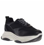 Poelman Sneakers zwart