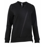 Zoso Sweatshirt 195happy zwart