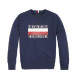 Tommy Hilfiger Sweatshirt kb0kb05474 blauw