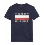 Tommy Hilfiger T-shirt kb0kb05547 blauw