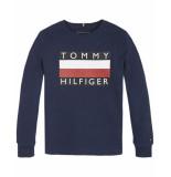 Tommy Hilfiger T-shirt kb0kb05426 blauw