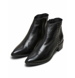 Selected Femme 16069934 slfelena stud leather chelsea boot