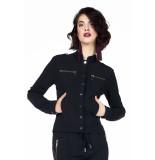 Jane Lushka U119aw95 jacket zwart