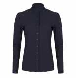 Jane Lushka U719aw110 blouse zwart