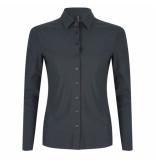 Jane Lushka U719aw10 blouse zwart